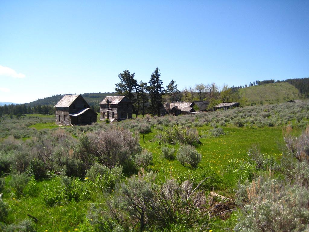 Tenderfoot Motel White Sulphur Springs Montana