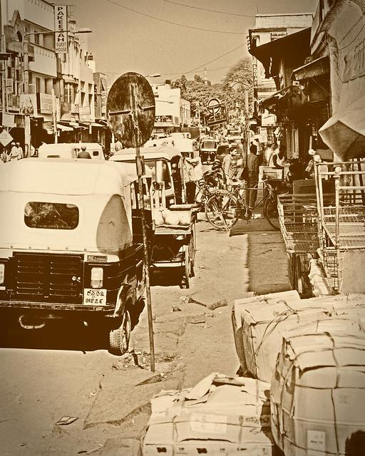 streets of bangalore