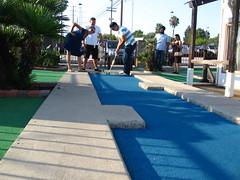endurance sports(0.0), boardwalk(0.0), walkway(0.0), playground(0.0), pedestrian(0.0), pedestrian crossing(0.0), asphalt(1.0), sports(1.0), miniature golf(1.0),