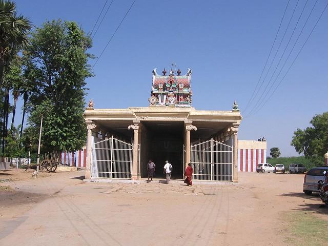 Sri Mayakoothar Temple - Thirukkulandhai, Perunkulam Nava Tirupathi - Nine Holy Temples