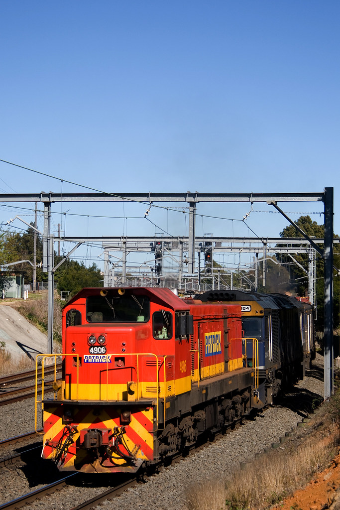 4906 at Campsie by Trent