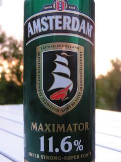 Grolsche Bierbrouwerij, Amsterdam Maximator, Holland