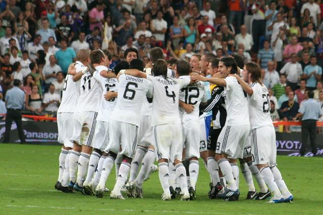 Real Madrid 4 - Valencia 2