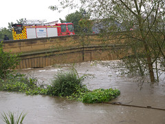 Morpeth Flood