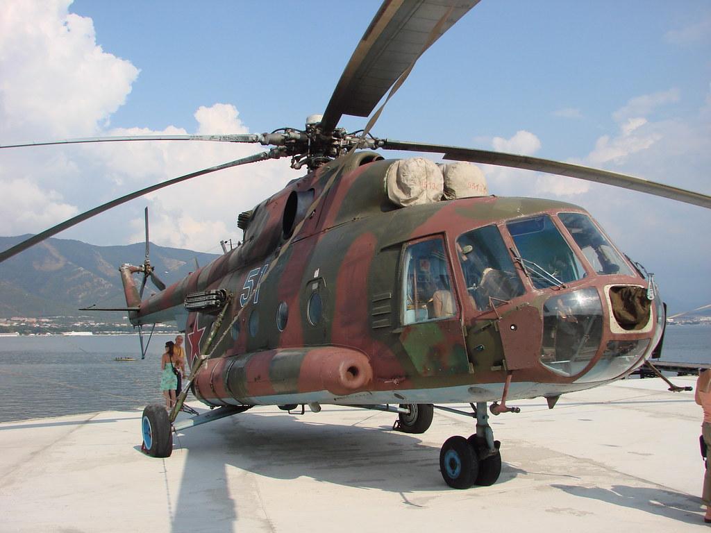 Russian Mi-17 Gelendzhik