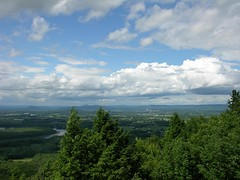 North from Mount Holyoke