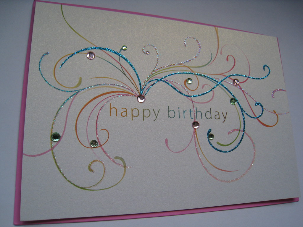 Bit Of Pretty Birthday Card From Papyrus At Target