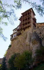 Cuenca, Spain, Hanging Houses
