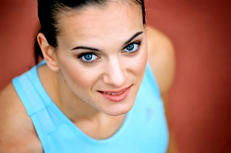 Yelena Isinbayeva upskirt photo