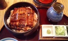 noodle(0.0), samgyeopsal(0.0), ekiben(0.0), soba(0.0), meal(1.0), lunch(1.0), breakfast(1.0), unadon(1.0), unagi(1.0), yakiniku(1.0), food(1.0), dish(1.0), cuisine(1.0),