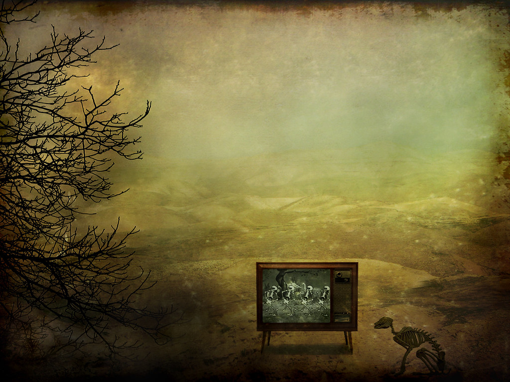 TV WASTELAND by SkyShaper