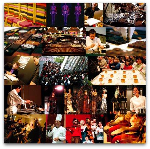 Salon du chocolat porte de versailles for Salon e learning porte de versailles