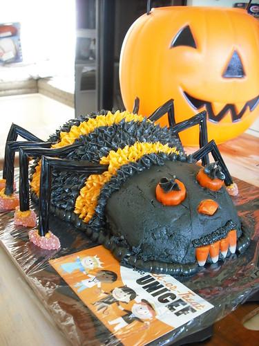 Easy Halloween Theme Cake Ideas ContestforMoms ...