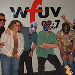 Los Straightjackets with Rita Houston at WFUV