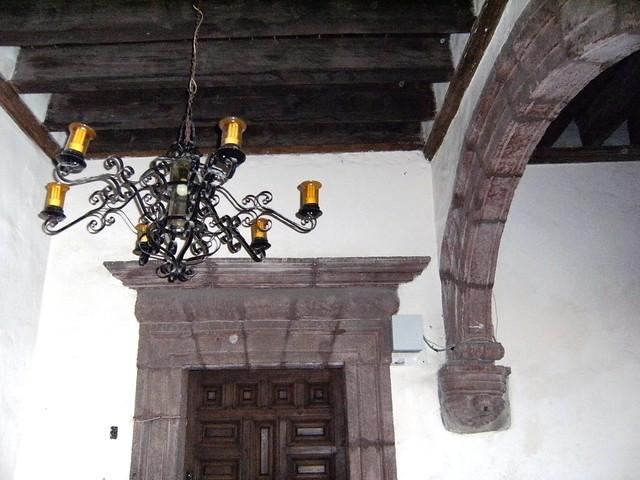 Claustro del Ex Convento Franciscano Siglo XVI y Parroquia San Bernardino de Siena,Xochimilco,Ciudad de México