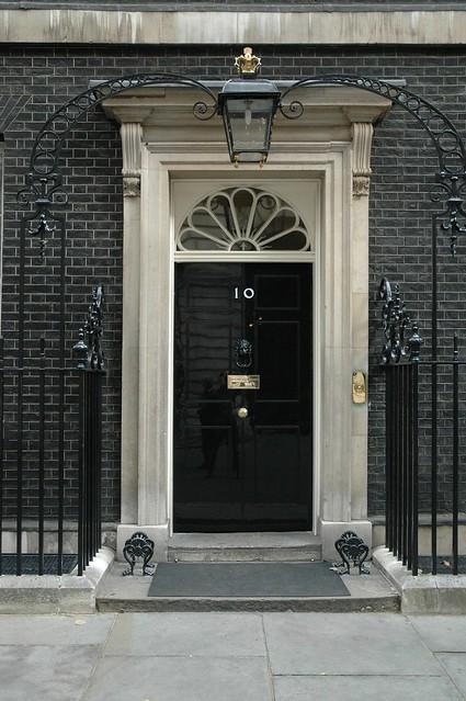 Number 10 Door High Res Flickr Photo Sharing