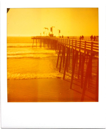 pismo beach pier by inhisgrace