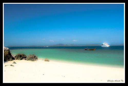 หมู่เกาะพีพี - muu gaw phee phee