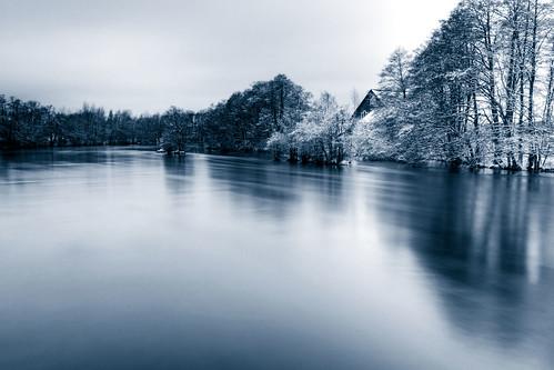winter river sweden sverige hdr götakanal östergötland motalaström sigma1020mmf456exdchsm brunneby kungsnorrby johanklovsjö
