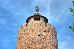 Le Crozet - La tour