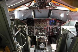 Flugsimulator: B-52 Cockpit