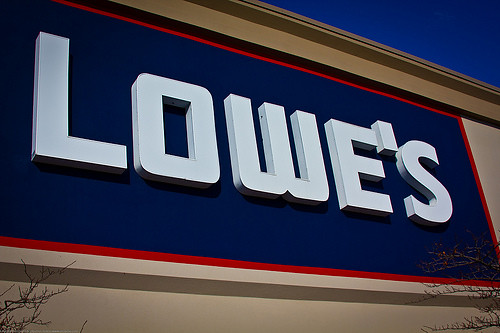 The real challenge for Lowe's might be to compete with timber yards and specialty stores