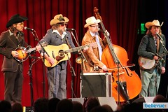 The Cleverlys at 2014 Wintergrass Festival