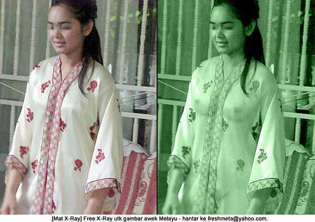 Fake Siti nude nurhaliza