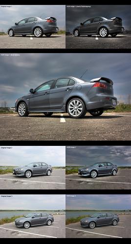 car photo comparison