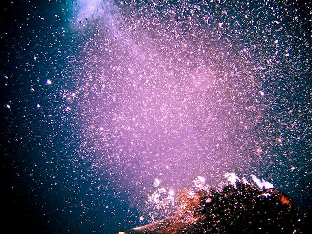 Milky Way (Underwater Galaxy)