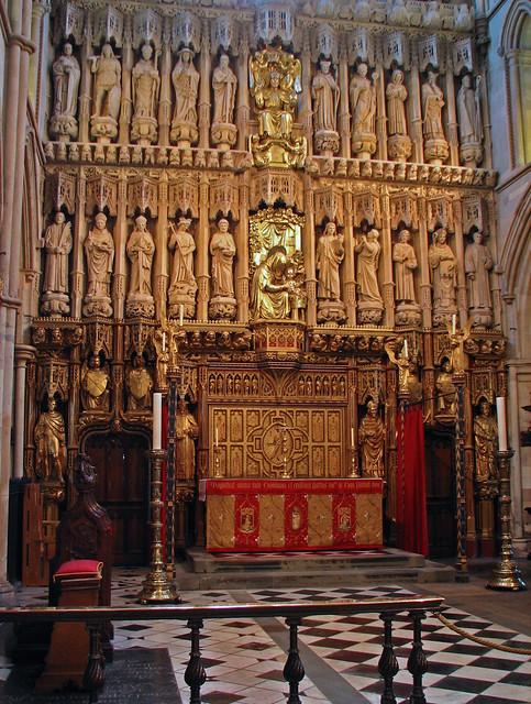 Southwark's HIgh Altar & Reredos