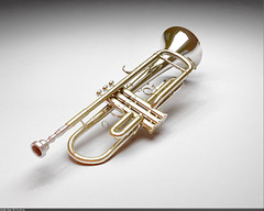 Vray - Trumpet (3Ds Max) | by raphaelstrada