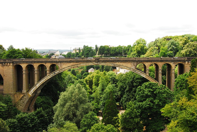 Adolphe bridge flickr photo sharing for Cdc luxembourg