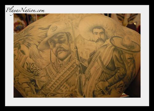 Zapata tat flickr photo sharing for Emiliano zapata tattoo