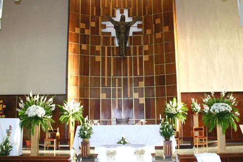 Decoracion Altar Iglesia ~ decoracion de Altar para iglesia  Flickr  Photo Sharing!