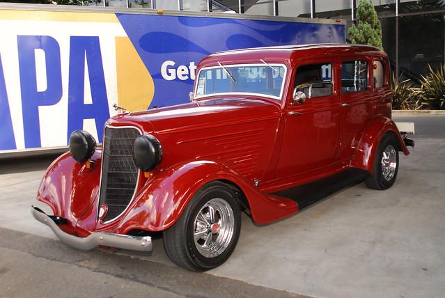 1933 ford four door sedan flickr photo sharing for 1933 ford 4 door sedan