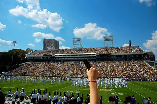 Smart Stadiums: Wireless Technology Enhances Fan Experience
