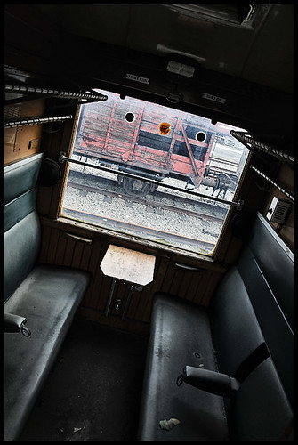 where are the passengers ?