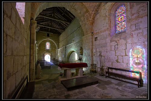 Eglise de Bussac - Dordogne - France