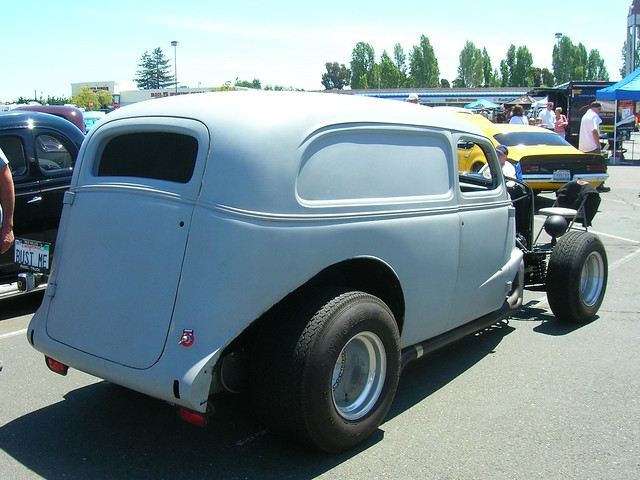 1937 Chevrolet Sedan Delivery: 1937 Chevy Sedan Delivery For