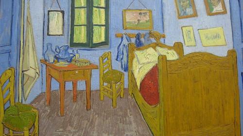 La stanza di Van Gogh ad Arles