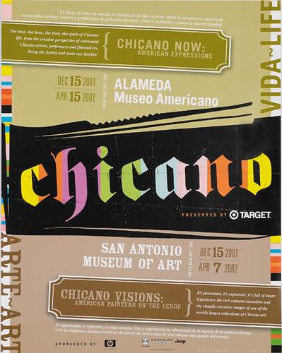 """UNO Hispanic Branding """"Target Stores Chicano"""""""