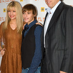 Kevin Nealon and Wife, Son
