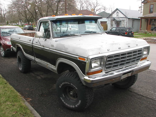 1979 F350 4x4 Craigslist | Autos Post