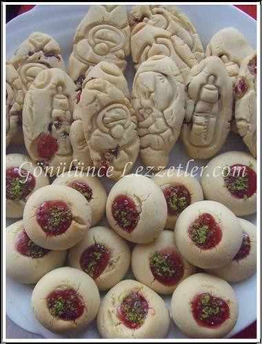karışık kurabiyeler 1