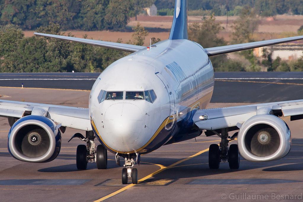EI-DAC - B738 - Ryanair