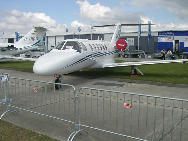 Cessna Citation CJ 2