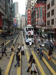 Trams > Pedestrians