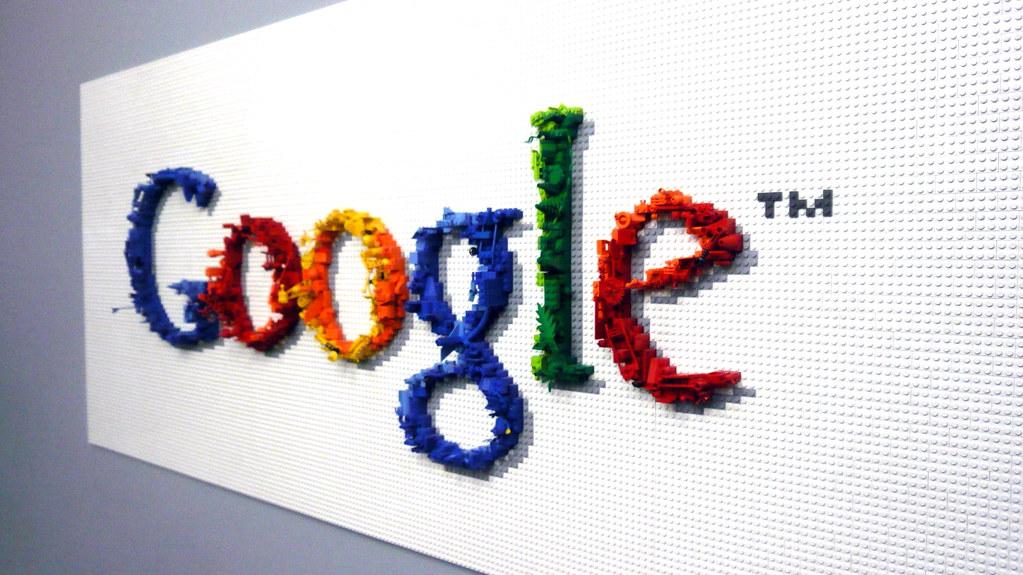 Lego Google logo, Google, NYC, NY.JPG