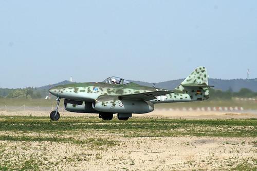 Messerschmitt ME 262 auf der ILA 2008